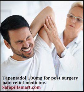Post surgery pain treatment